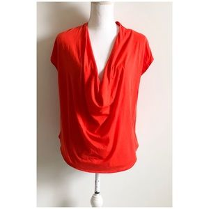 We The Free People Fantasy Cowl Neck Top XS